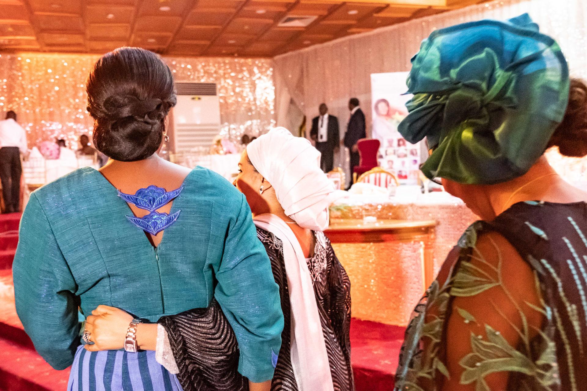 BURKINA FASO - RENCONTRE 1ERES DAMES D'AFRIQUE A OUAGADOUGOU