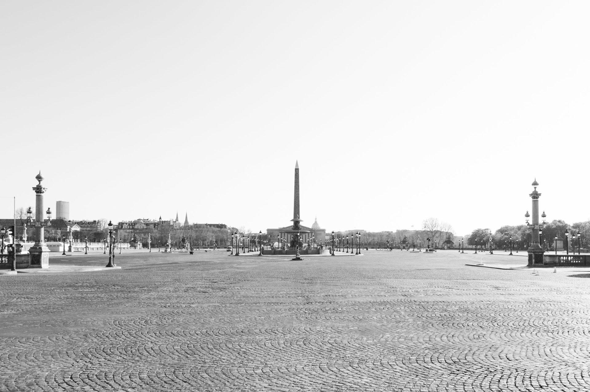 Confinement / Paris vide